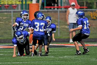 vs Holy Family 5th Grade 2009-09-13  65