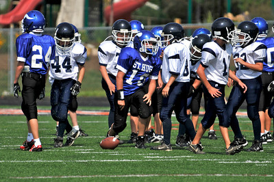 vs Holy Family 5th Grade 2009-09-13  60