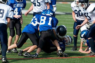 vs Holy Family 6th Grade 2009-09-13  40