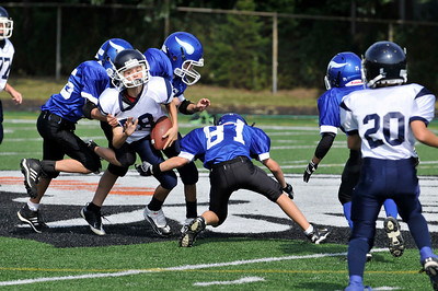 vs Holy Family 6th Grade 2009-09-13  16