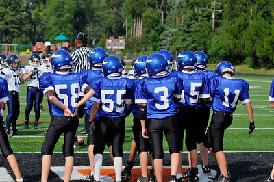 vs Holy Family 6th Grade 2009-09-13  28