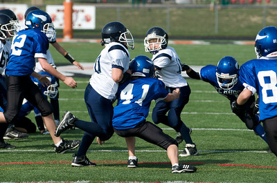 vs Holy Family 6th Grade 2009-09-13  36