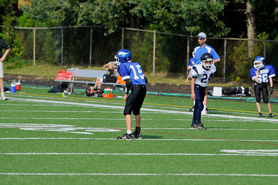 vs Holy Family 6th Grade 2009-09-13  22