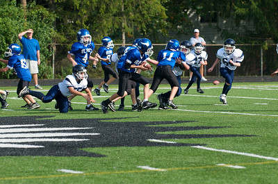 vs Holy Family 6th Grade 2009-09-13  67