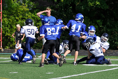 vs Holy Family 6th Grade 2009-09-13  4