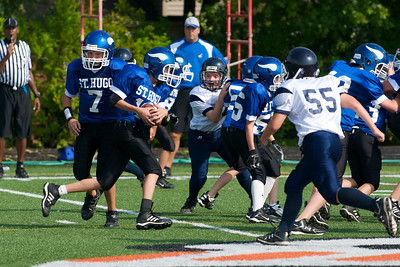 vs Holy Family 6th Grade 2009-09-13  61