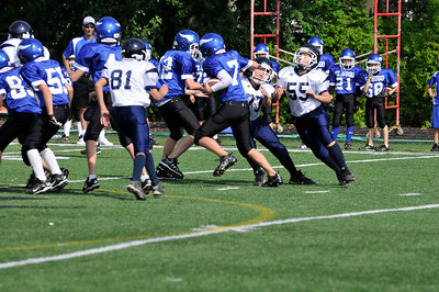 vs Holy Family 6th Grade 2009-09-13  7