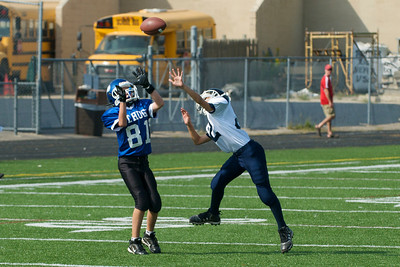 vs Holy Family 6th Grade 2009-09-13  42