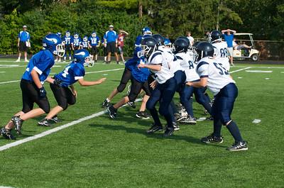 vs Holy Family 6th Grade 2009-09-13  92