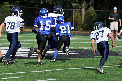 vs Holy Family 6th Grade 2009-09-13  19