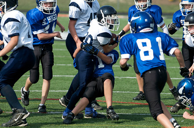 vs Holy Family 6th Grade 2009-09-13  39