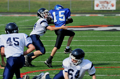 vs Holy Family 6th Grade 2009-09-13  34