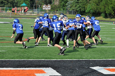 vs Holy Family 6th Grade 2009-09-13  30