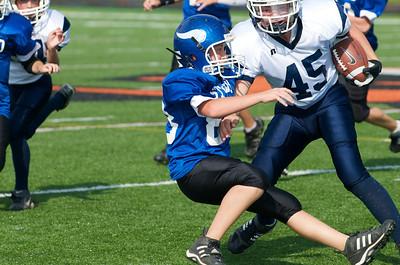vs Holy Family 6th Grade 2009-09-13  108