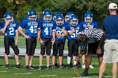 vs Holy Family 6th Grade 2009-09-13  72