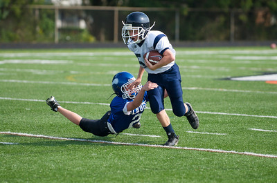 vs Holy Family 6th Grade 2009-09-13  55
