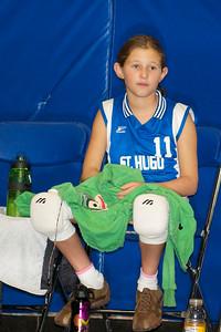 Hugo 5th Grade Volleyball 2010-09-18  44