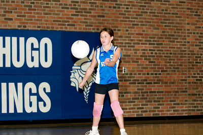 Hugo 5th Grade Volleyball 2010-09-18  58