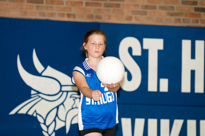 Hugo 5th Grade Volleyball 2010-09-18  35