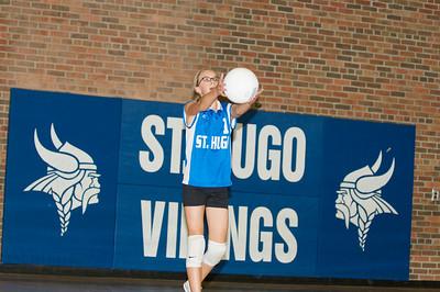 Hugo 5th Grade Volleyball 2010-09-18  53