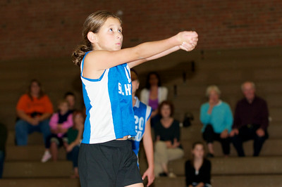Hugo 5th Grade Volleyball 2010-09-18  22