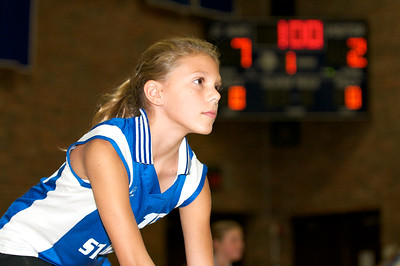 Hugo 5th Grade Volleyball 2010-09-18  40