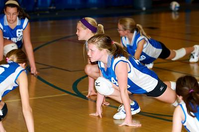 Hugo 5th Grade Volleyball 2010-09-18  5