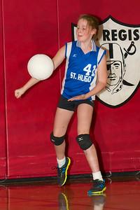 Hugo 7th Grade Vball vs  Regis  2012-09-13  49