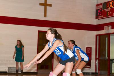 Hugo 7th Grade Vball vs  Regis  2012-09-13  19