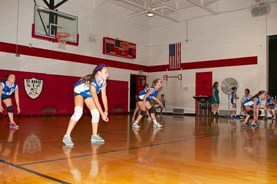 Hugo 7th Grade Vball vs  Regis  2012-09-13  61