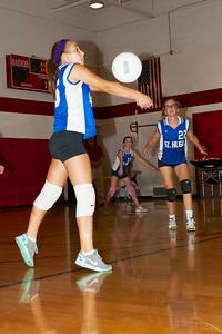Hugo 7th Grade Vball vs  Regis  2012-09-13  42