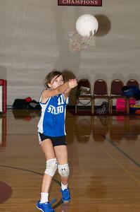 7th Grade Hugo Volleyball 2012-10-13  11