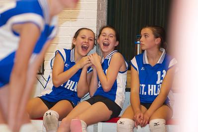 Hugo 7th Grade Vball vs  Regis  2012-09-13  88