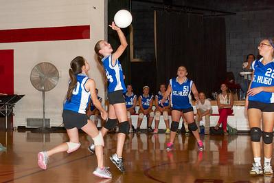 Hugo 7th Grade Vball vs  Regis  2012-09-13  70