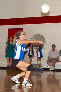 Hugo 7th Grade Vball vs  Regis  2012-09-13  62