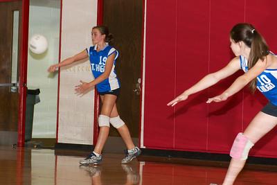 Hugo 7th Grade Vball vs  Regis  2012-09-13  16