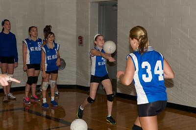 7th Grade Hugo Volleyball 2012-10-13  6
