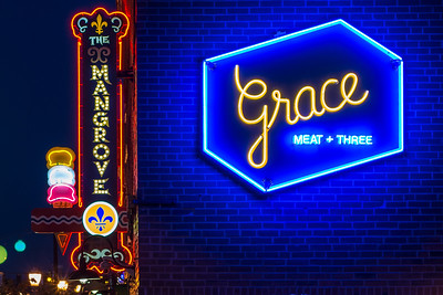 Mangrove & Grace Meat + Three
