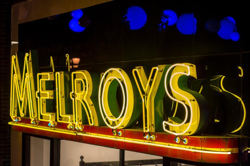 Melroy's