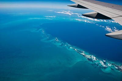 Flight to Saint Lucia
