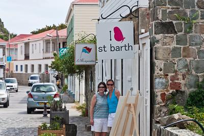 Saint Barth, Tracy, Lois