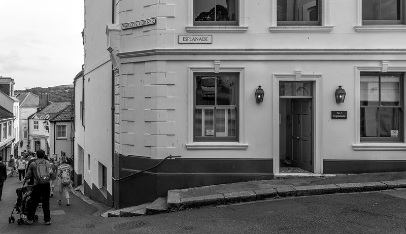 1, Esplanade, Fowey, Cornwall