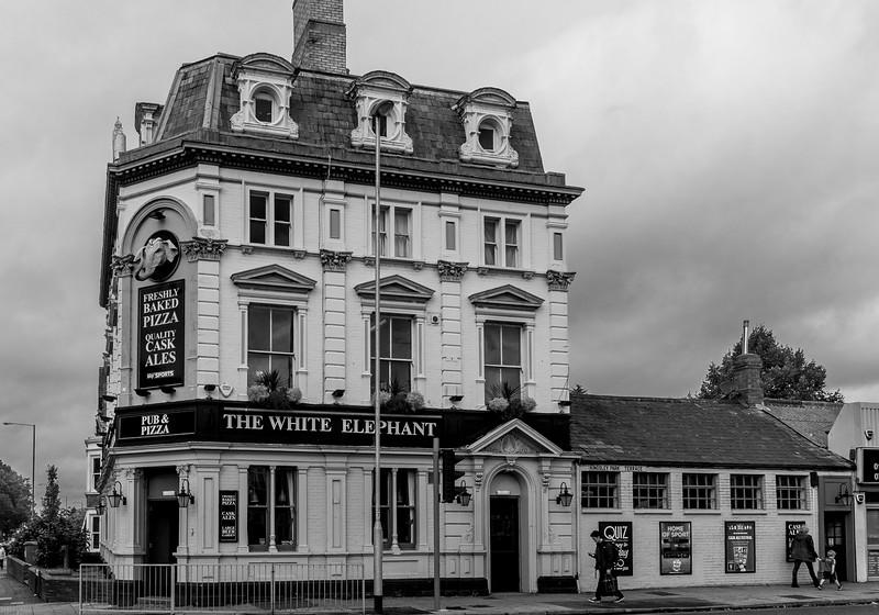The White Elephant, Northampton