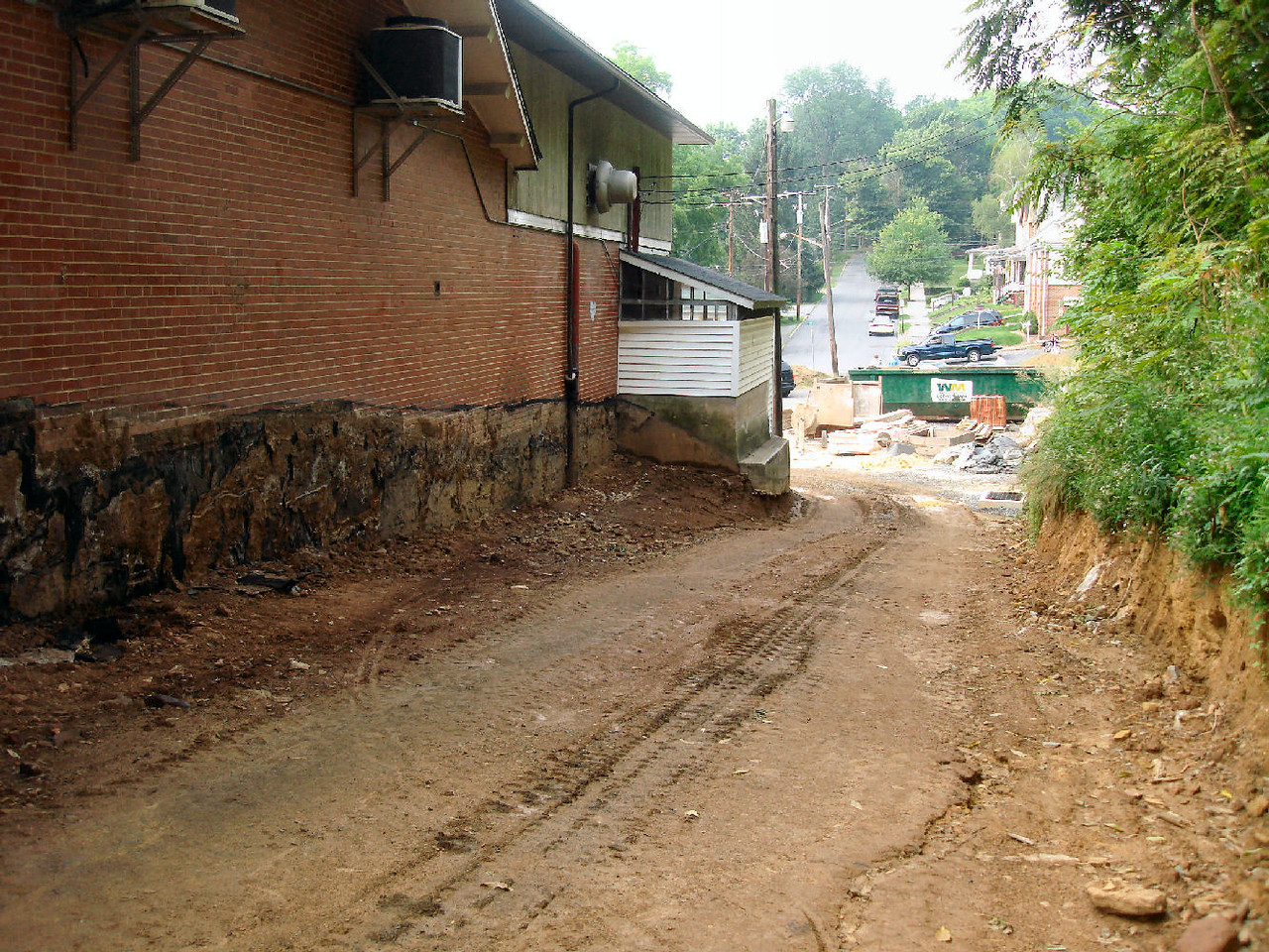 Saint Matthews Renovations 7-28-07 (4)