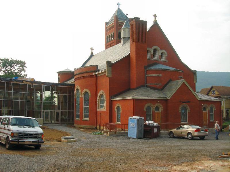 Saint Matthews Renovations 7-28-07 (5)