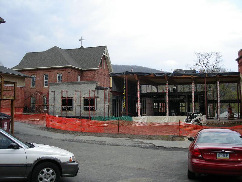 Saint Matthews Renovations 4-28-07 4