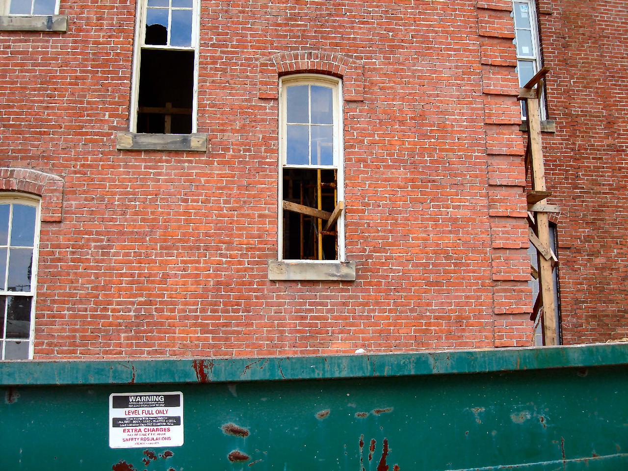 Saint Matthews Renovations 10-22-06 (1)
