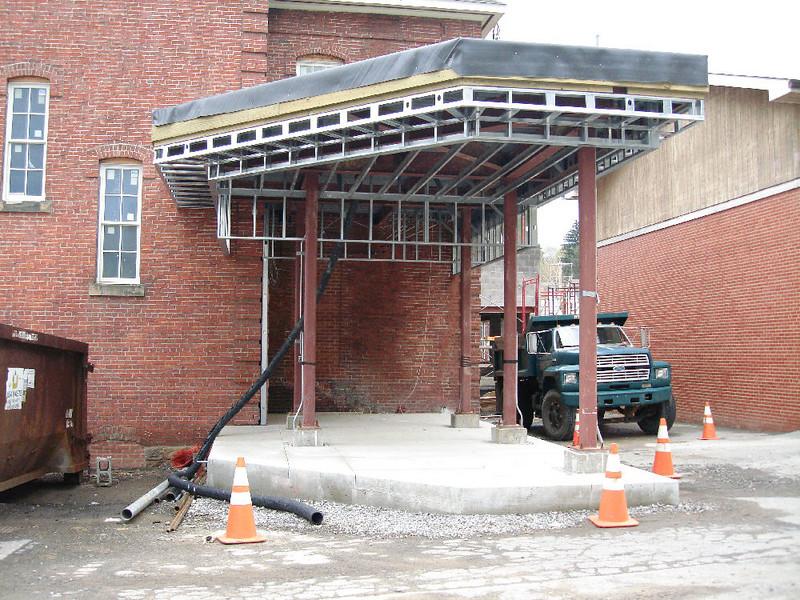 Saint Matthews Renovations 4-28-07 2