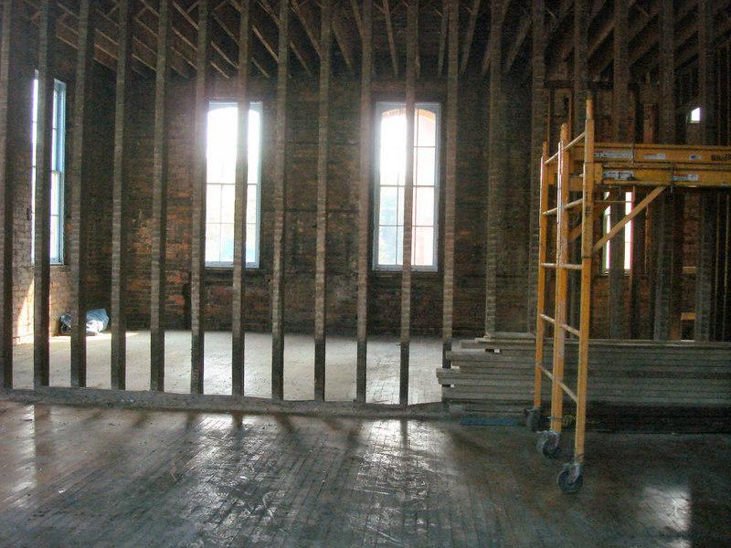 Saint Matthews Renovations 9-10-06 (3)