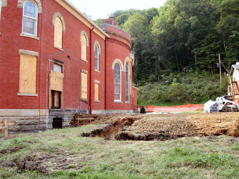 Saint Matthews Renovations 9-10-06 (11)